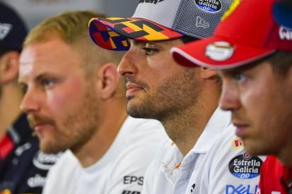 Formel-1-Liveticker: Sainz erhält Schonfrist im ersten Ferrari-Jahr