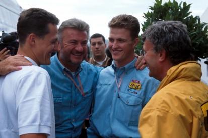 Eddie Jordan: Michael hat zwei Millionen für Bruder Ralf Schumacher bezahlt