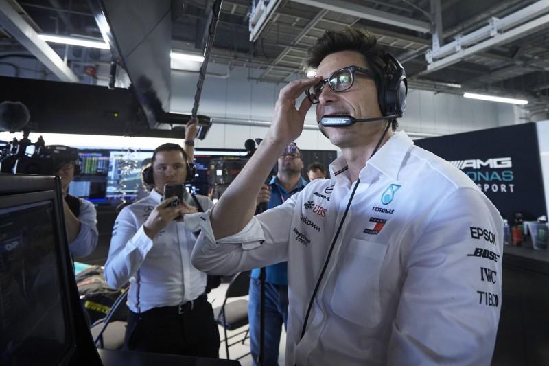 Toto Wolff: Ein Formel-1-Team muss Geld verdienen können