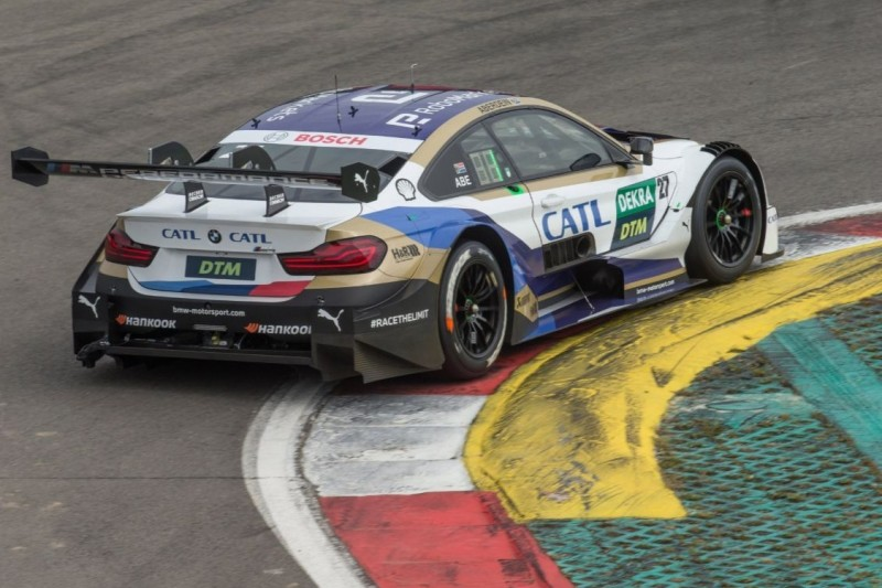 DTM-Testtag 1: BMW überrascht mit ungewohntem Sound!