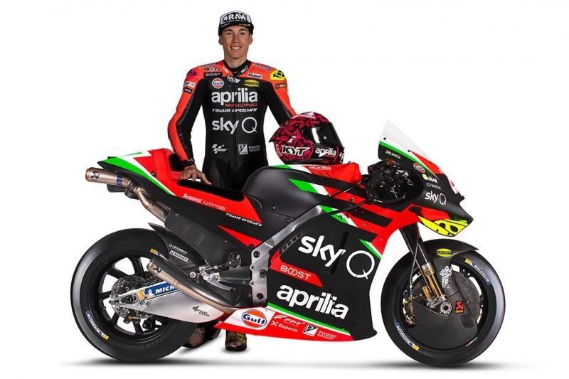 Offiziell: Aprilia verlängert MotoGP-Vertrag mit Aleix Espargaro