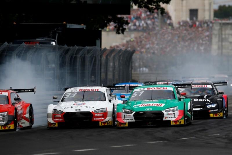 Berger sorgt für Teamorder-Verbot in DTM!