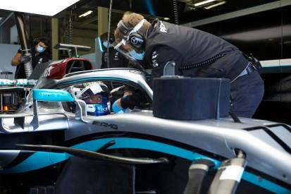 Mercedes in Silverstone: Erster Formel-1-Test unter Corona-Bedingungen