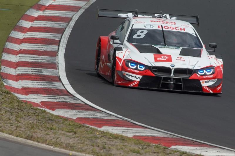Kubica: Darum ist Umstieg vom Formel- zum DTM-Auto so schwierig
