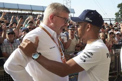 Nicht erst nach Hamilton-Kritik: Formel 1 mit Maßnahmen für mehr Diversität