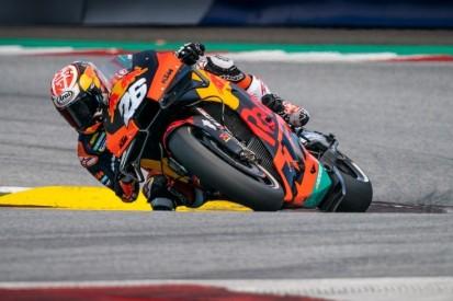 "KTM-Testfahrer Dani Pedrosa: ""Suchen mehr Traktion am Kurvenausgang"""