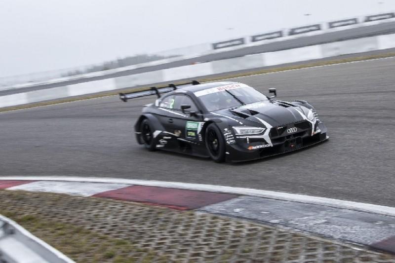 DTM-Testtag 3: Habsburg sorgt für neuen DTM-Rekord