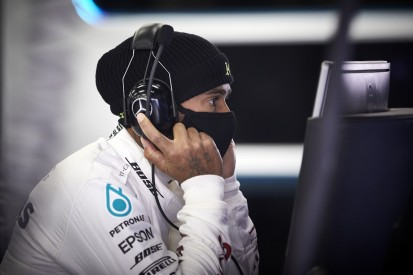 Keinen Rost angesetzt: Lewis Hamilton mit Comeback im Mercedes zufrieden