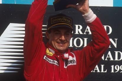 Kanada 1995: Premieren-Sieger Jean Alesi weinte bereits vor dem Zieleinlauf