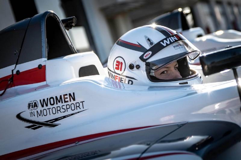 FIA und Ferrari möchten wieder eine Frau in die Formel 1 bringen