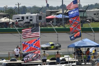 Rassismus-Proteste USA: NASCAR verbietet Konföderiertenflagge