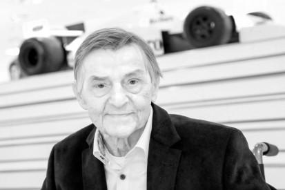 Hans Mezger: Schöpfer des legendären TAG-Turbo-Motors verstorben