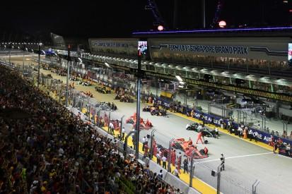 Formel 1 2020: Baku, Singapur und Suzuka offiziell abgesagt