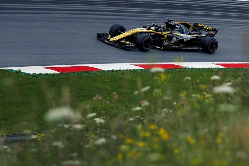 Corona-Beschränkungen: Renault weicht für Test nach Spielberg aus