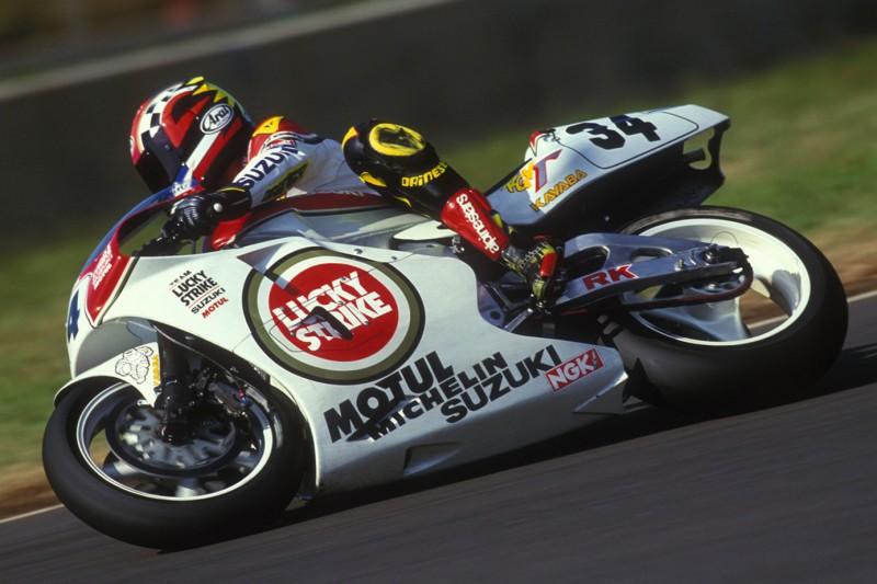 Suzuki: Kevin Schwantz gesteht, dass er bei Yamaha und Honda anklopfte