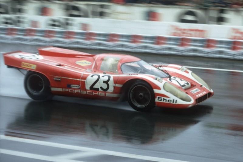 Heute vor 50 Jahren: Erster Porsche-Gesamtsieg bei den 24h Le Mans