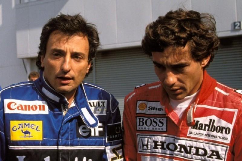 Riccardo Patrese: Hätte nach Imola 1994 in Sennas Williams sitzen sollen