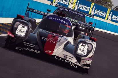 24h Le Mans virtuell: Siege für Rebellion und Porsche - Pech für F1-Stars