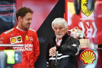 """Ecclestone rät Vettel: """"Von Mercedes träumen bringt doch nichts"""""""