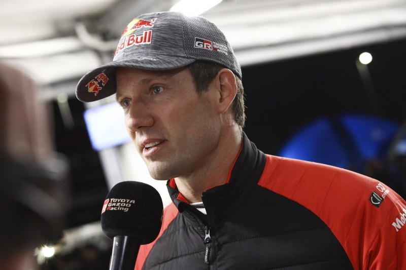 Rücktritt vom WRC-Rücktritt? Toyota spricht mit Sebastien Ogier