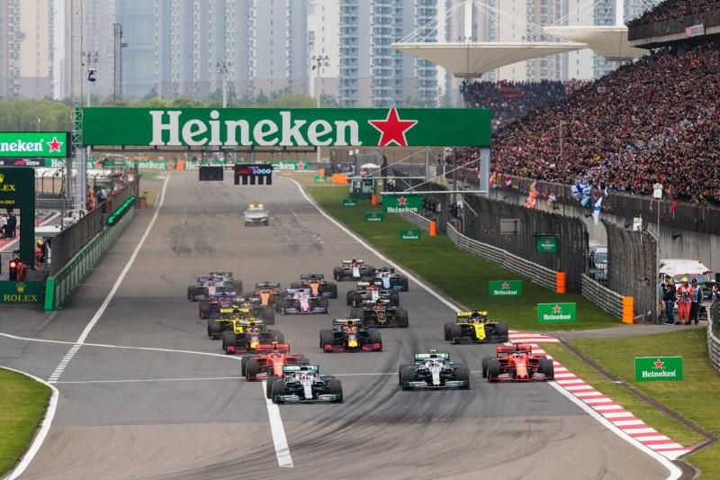 Formel-1-Kalender: Auch in Schanghai soll zweimal gefahren werden