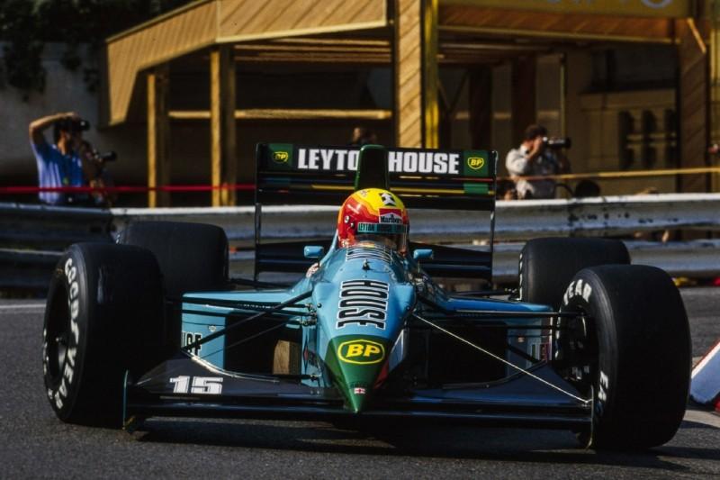 Auch ohne Sieg: Wie Adrian Newey mit March die Formel 1 revolutionierte