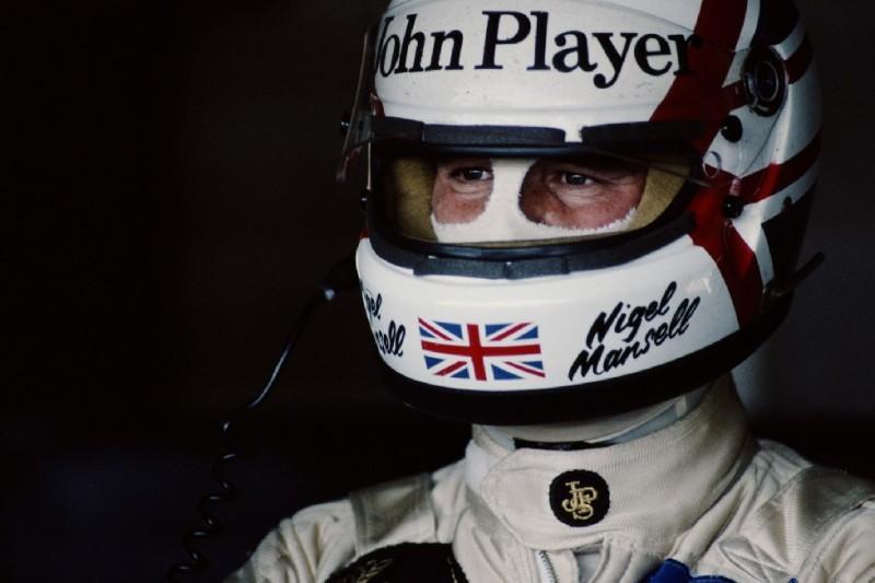Nigel Mansell: Habe gesehen, wie Villeneuve aus dem Auto geflogen ist