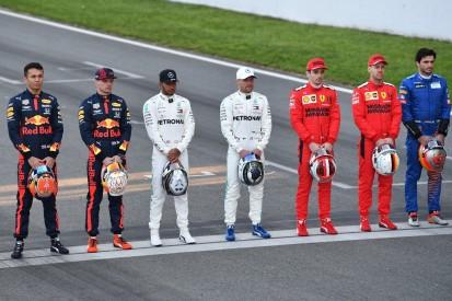 Twitter-Video: Formel-1-Fahrer stellen sich kurioser Fragerunde