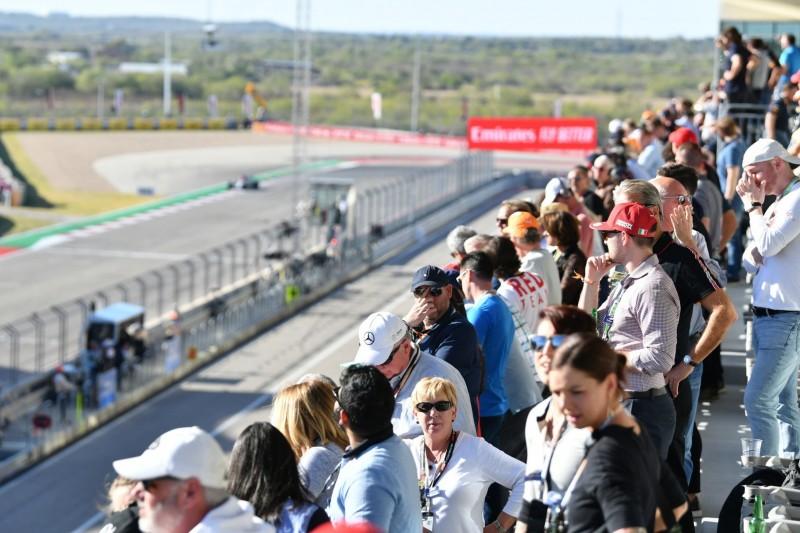 Noch 2020 wieder Fans an der Strecke? Formel 1 will nichts überstürzen