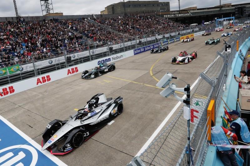 Formel-E-Saison wird fortgesetzt: Sechs Rennen in Berlin Tempelhof