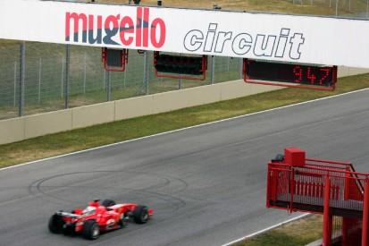 Formel-1-Liveticker: Ferrari: Mugello für 1.000. Rennen verfügbar