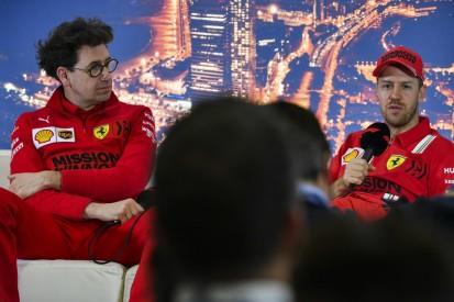 Es geht ums Geld: Ferrari-Teamchef Binotto stichelt gegen Vettel
