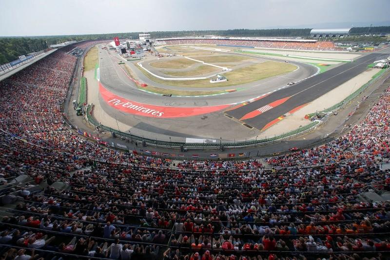 Formel 1 ja/nein: Hockenheim drängt auf baldige Entscheidung