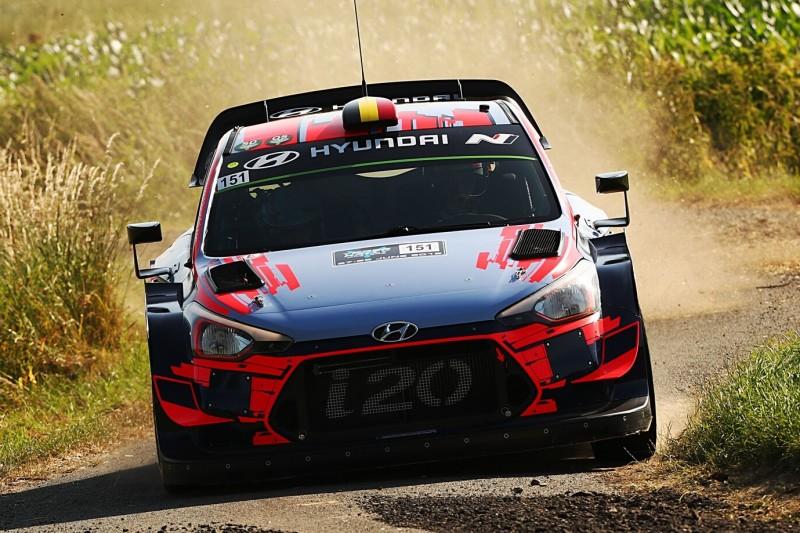 Ypern-Rallye könnte WRC-Lauf werden: Powerstage in Spa geplant