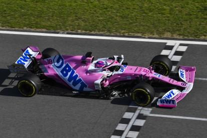 Mit dem aktuellen Auto: Racing Point fährt in Silverstone