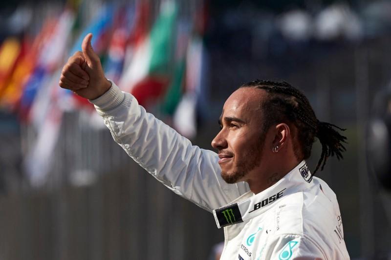 Hamilton als Vorbild: F1 will sich für mehr Vielfalt im Sport einsetzen