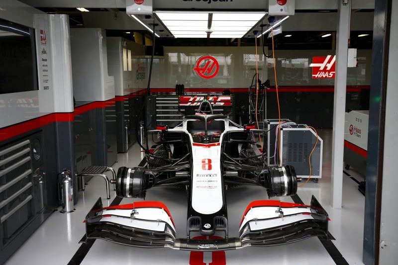 Wegen Corona-Krise: Haas-Team plant vorerst keine Technik-Updates