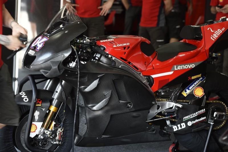Entwicklungsstopp in der MotoGP 2021: Ducati sieht sich im Nachteil