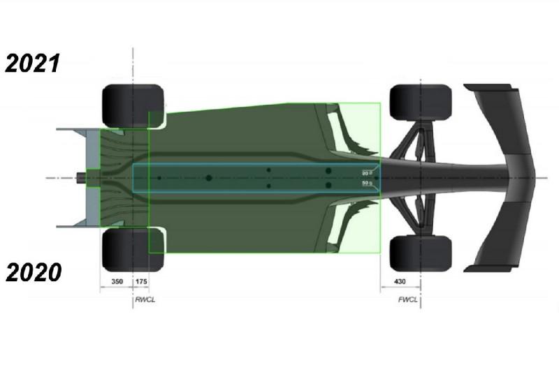 """Warum 2021 keine """"gebrauchten"""", sondern doch """"neue"""" Formel-1-Autos fahren"""