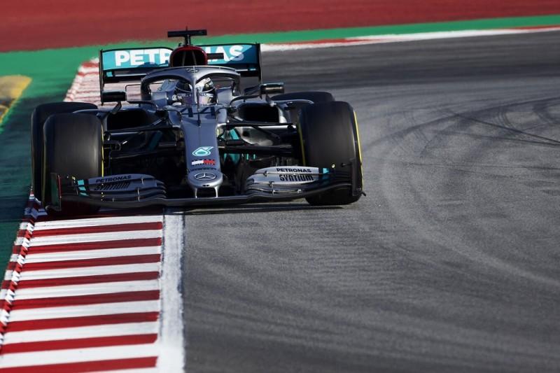 Mercedes kündigt Updates für Formel-1-Auftaktrennen an