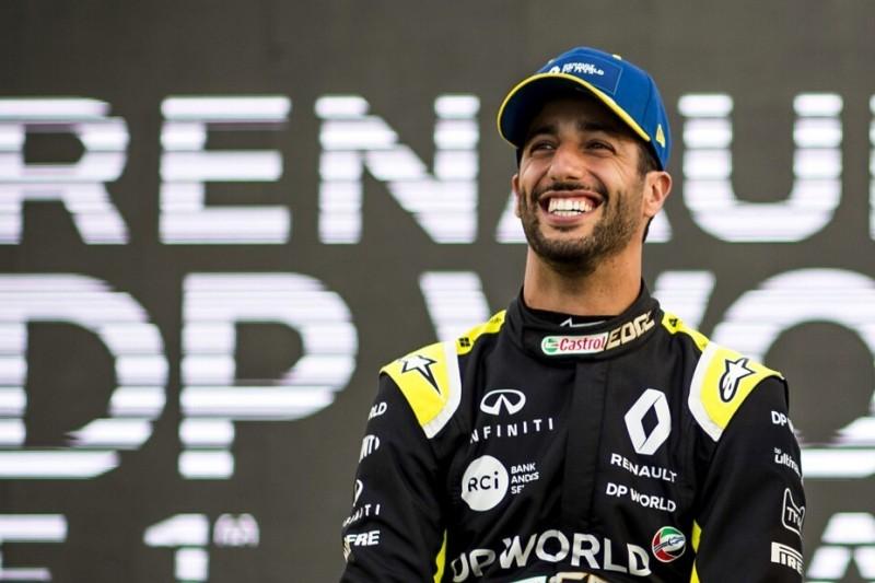 Daniel Ricciardo: So fühlte sich der erste Test nach Coronapause an
