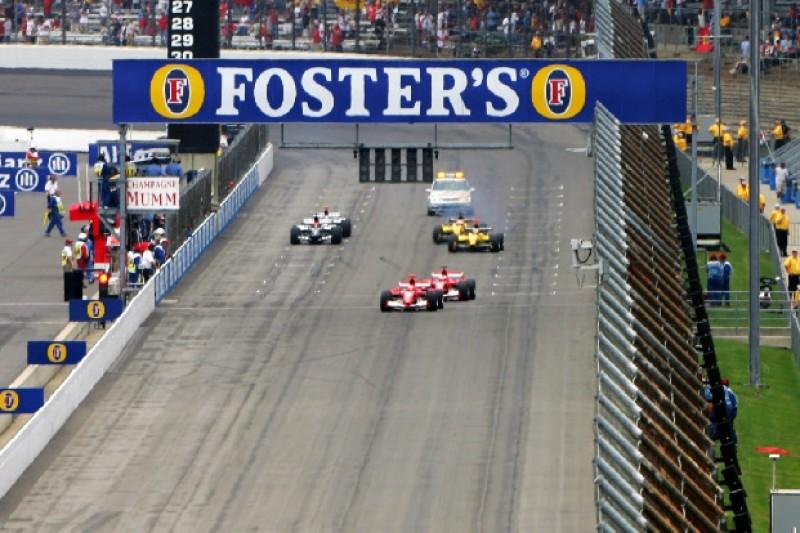 Formel-1-Farce Indianapolis 2005: Was damals wirklich geschah