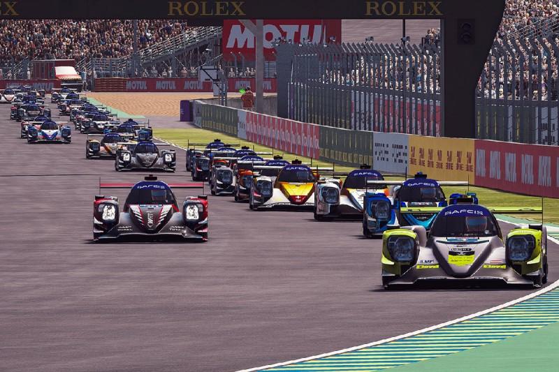 24h Le Mans virtuell: Über 22 Millionen Aufrufe im TV und Livestream