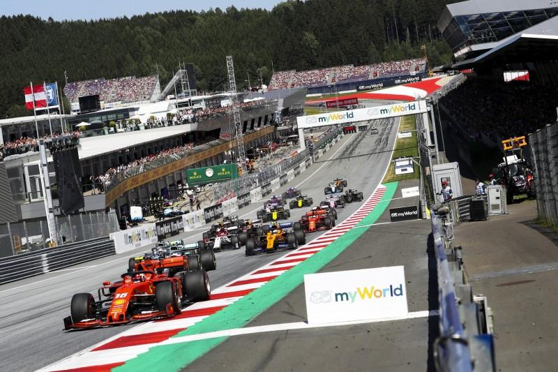 Auch ohne Reverse-Grid-Rennen: Brawn erwartet spannendes Spielberg-Doppel