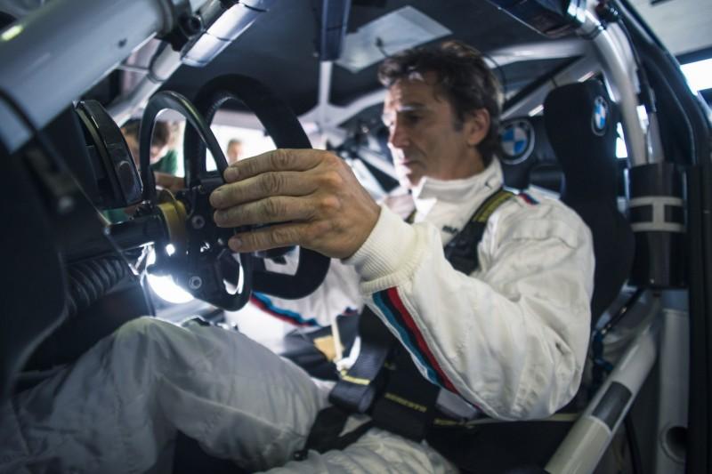 Kurz vor dem Unfall: Zanardi hatte Motorsport-Comeback geplant