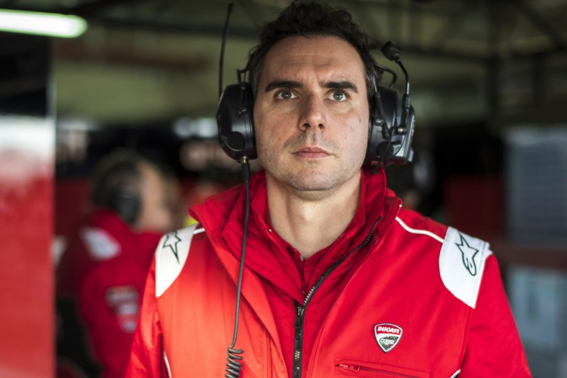 Ducati: Steigt Marco Zambenedetti in die Fußstapfen von Luigi Dall'Igna?