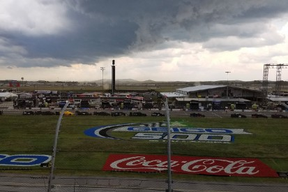 Gewitter und Regen: NASCAR-Rennen in Talladega verschoben
