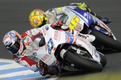 Aus dem Yamaha-Werksteam gedrängt: Stoner traurig über Rossis Entwicklung
