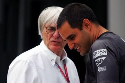 Formel-1-Liveticker: Wie Ecclestone Montoya zurückholen wollte