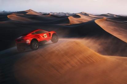 Bald Testfahrten: Prodrive beleuchtet Hintergründe des neuen Dakar-Projekts